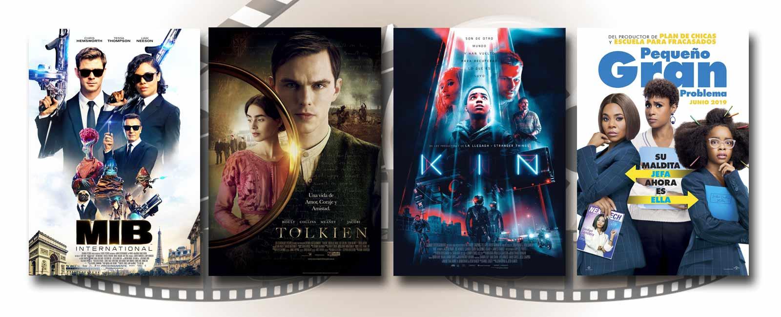 Estrenos de Cine de la Semana… 14 de Junio 2019