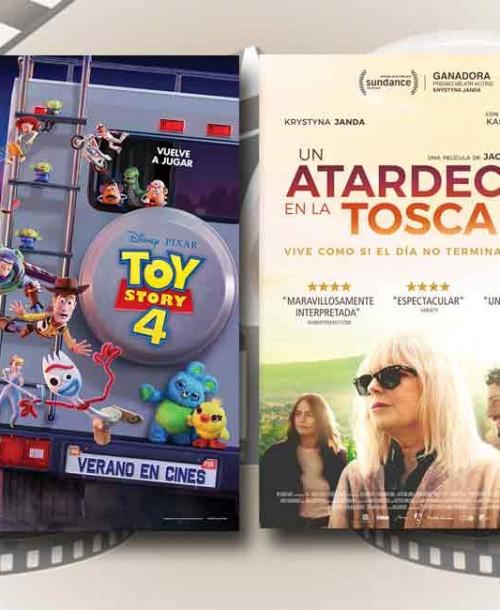 Estrenos de Cine de la Semana… 21 de Junio 2019
