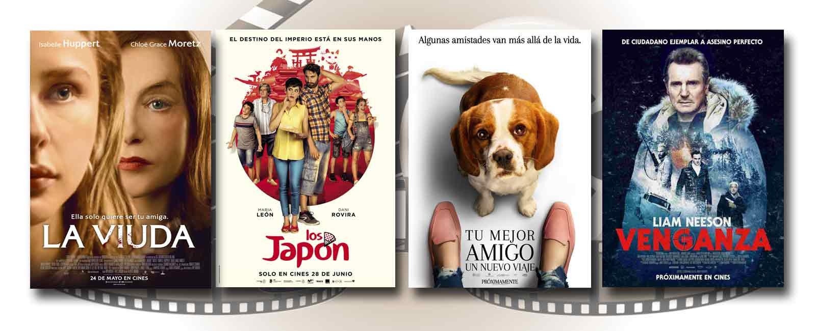 Estrenos de Cine de la Semana… 28 de Junio 2019
