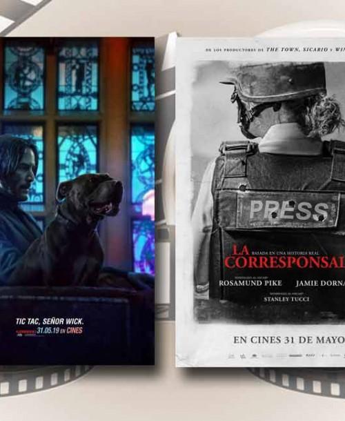 Estrenos de Cine de la Semana… 31 de Mayo 2019