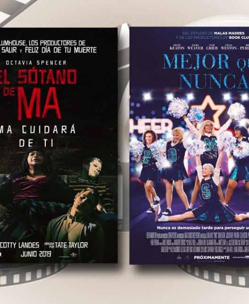 Estrenos de Cine de la Semana… 7 de Junio 2019