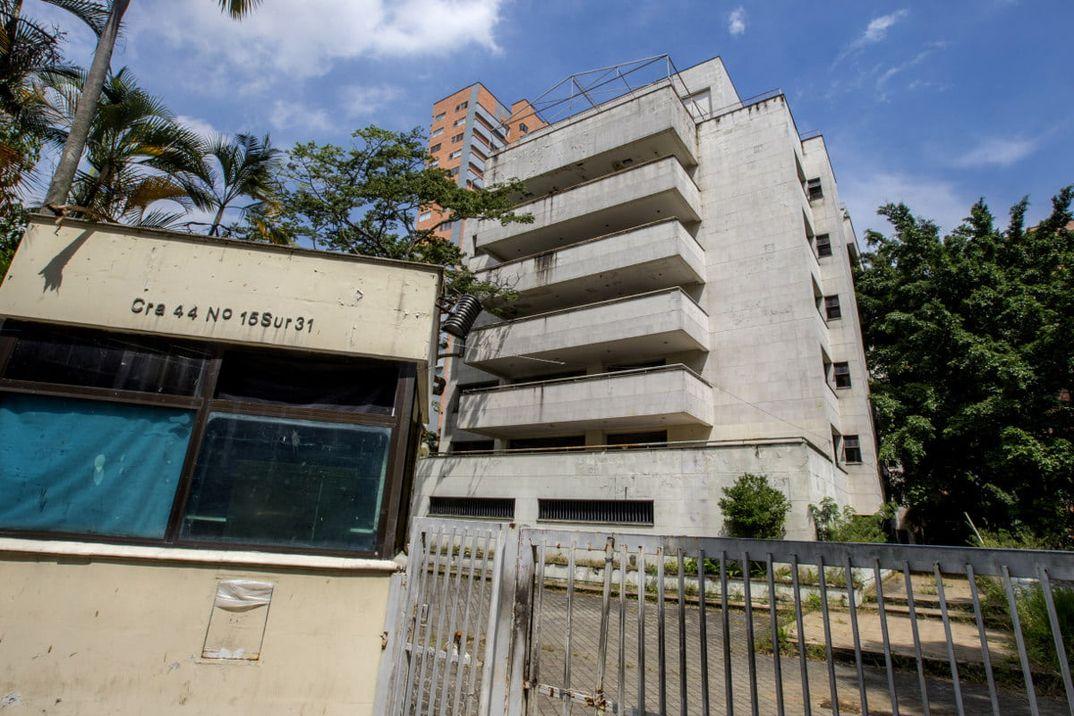 Edificio Mónaco - Medellín