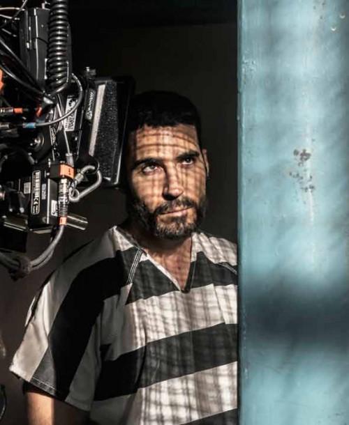 Primer teaser de «En el corredor de la muerte», protagonizada por Miguel Ángel Silvestre