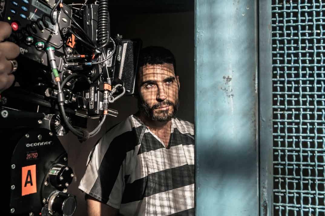 Miguel Angel Silvestre - En el corredor de la muerte © DLopezCalvin/Movistar+