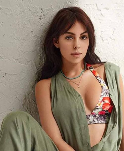 El nuevo look de Georgina Rodríguez