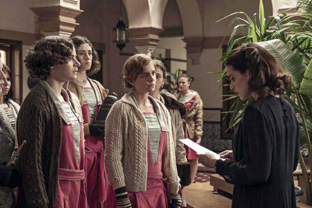 La otra mirada - Temporada 2 - Capítulo 2 © RTVE