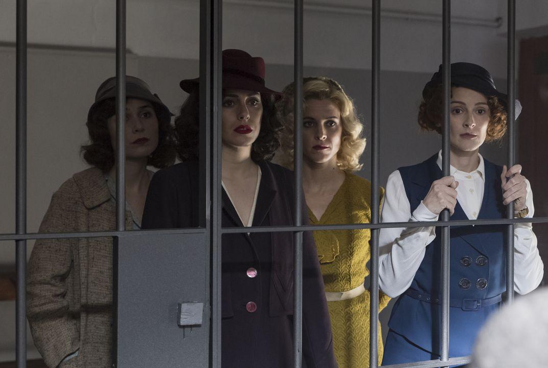 Las chicas del cable - Temporada 4 © Netflix