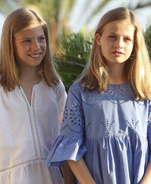 La princesa Leonor y la infanta Sofía irán a un campamento de verano en EE UU
