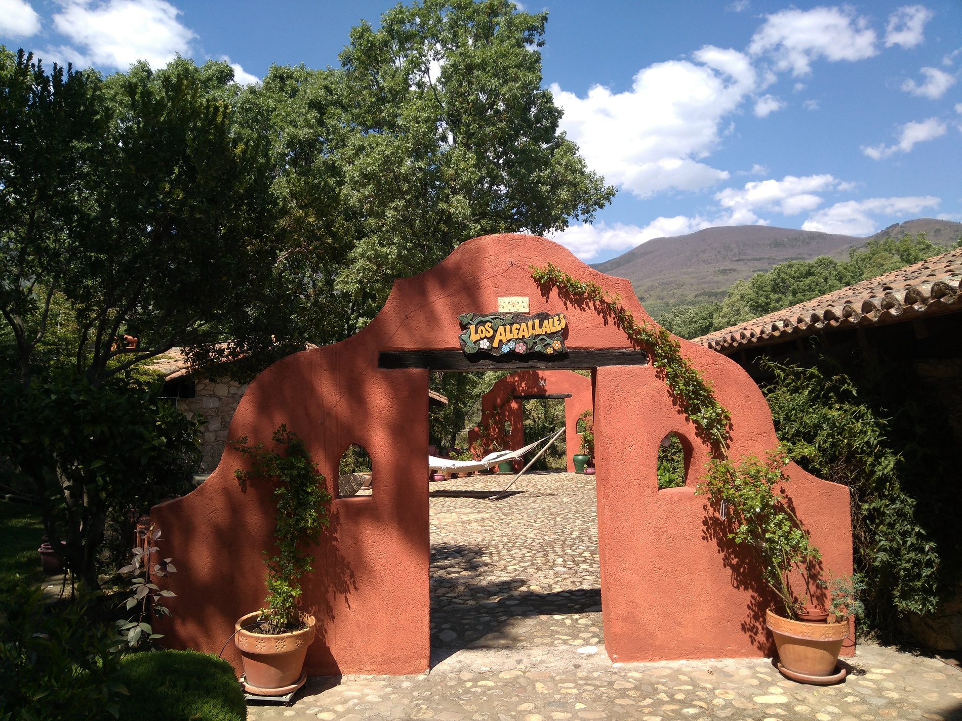 Casa Alfayales un lugar mágico en Poyales del Hoyo