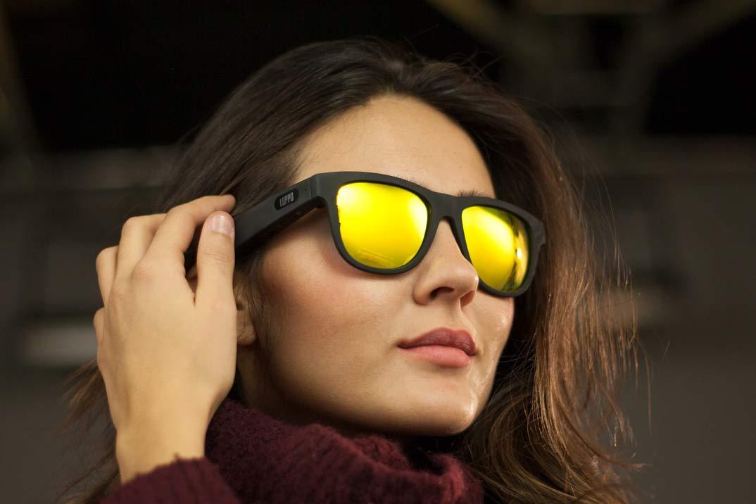 Luppo: nacen las primeras gafas de sol con audio bluetooth