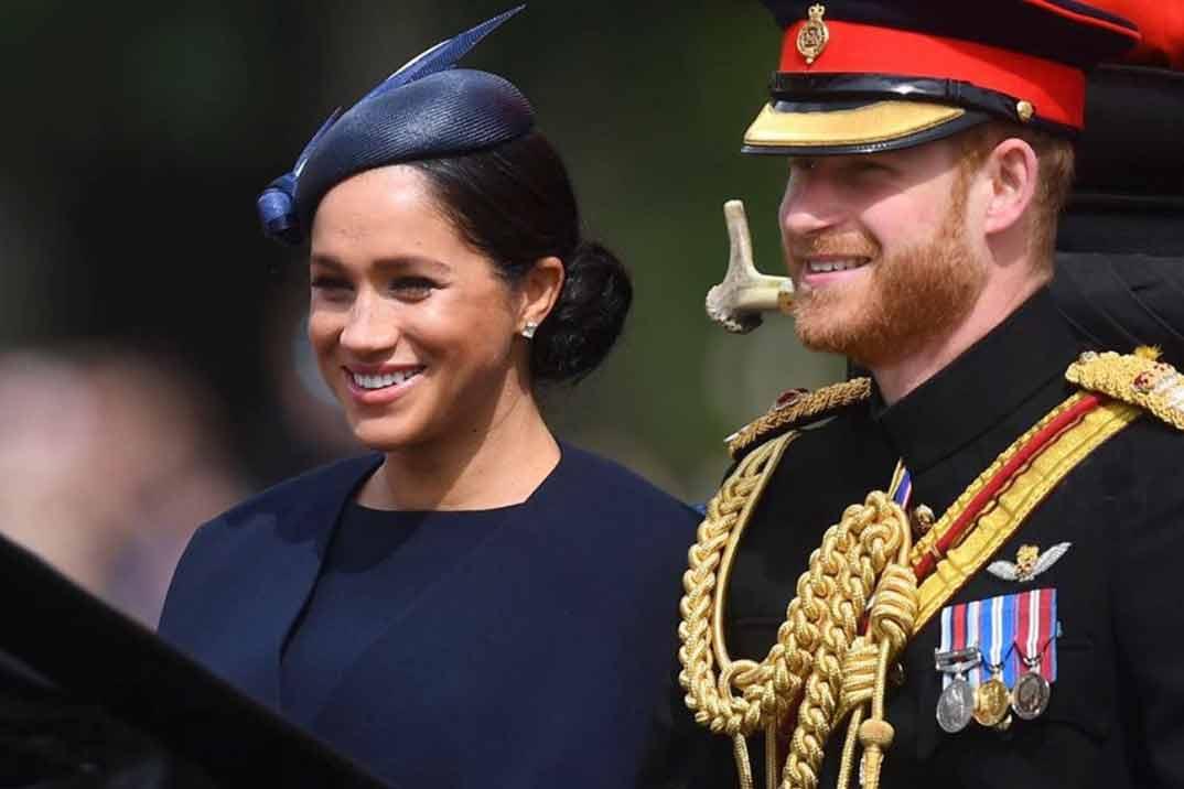 Así ha sido la esperada reaparición de Meghan Markle tras dar a luz a su hijo Archie
