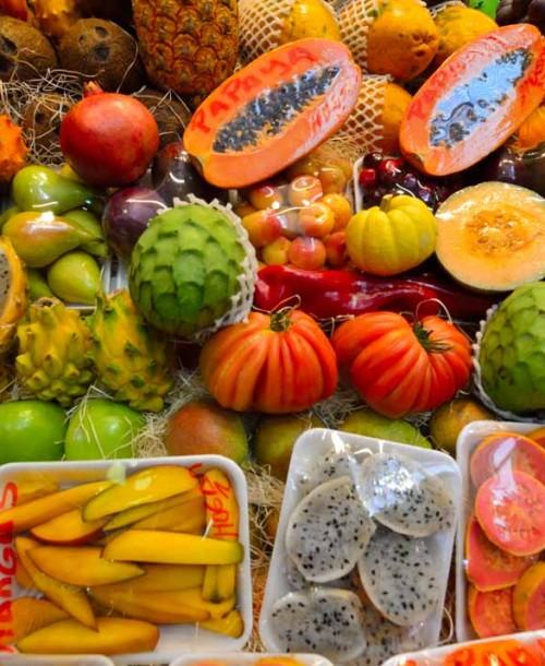Placeres gastronómicos en los mejores mercados de Gran Canaria
