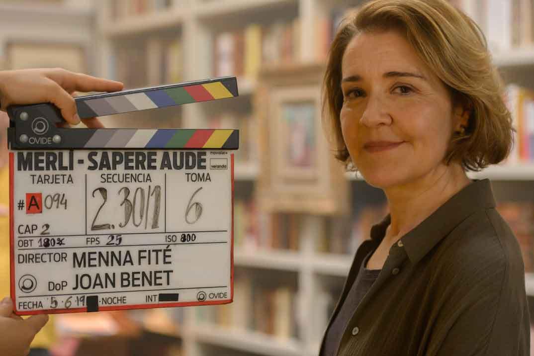 María Pujalte se incorpora al reparto de 'Merlí: Sapere Aude'