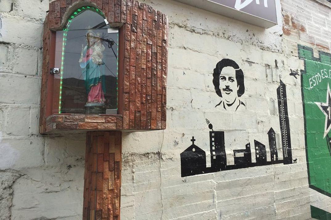 Pablo Escobar - Medellín