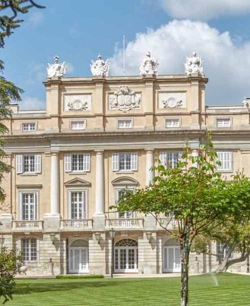 El Palacio de Liria abrirá sus puertas al público en septiembre
