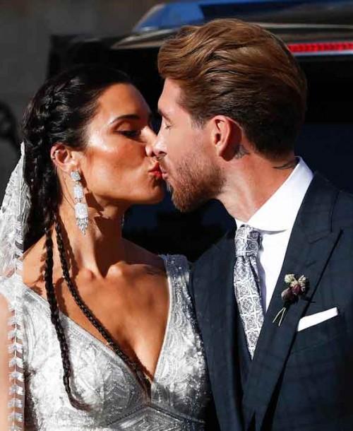 Así ha sido la boda de Pilar Rubio y Sergio Ramos