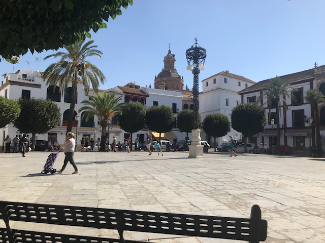plaza carmona