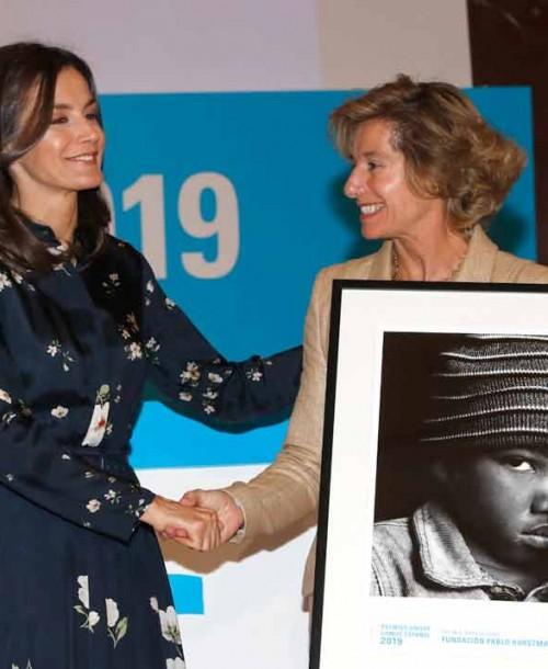"La reina Letizia entrega los ""Premios UNICEF Comité Español 2019"""