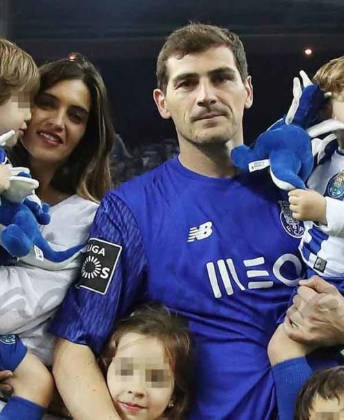 La tierna felicitación de Sara Carbonero a su hijo Lucas