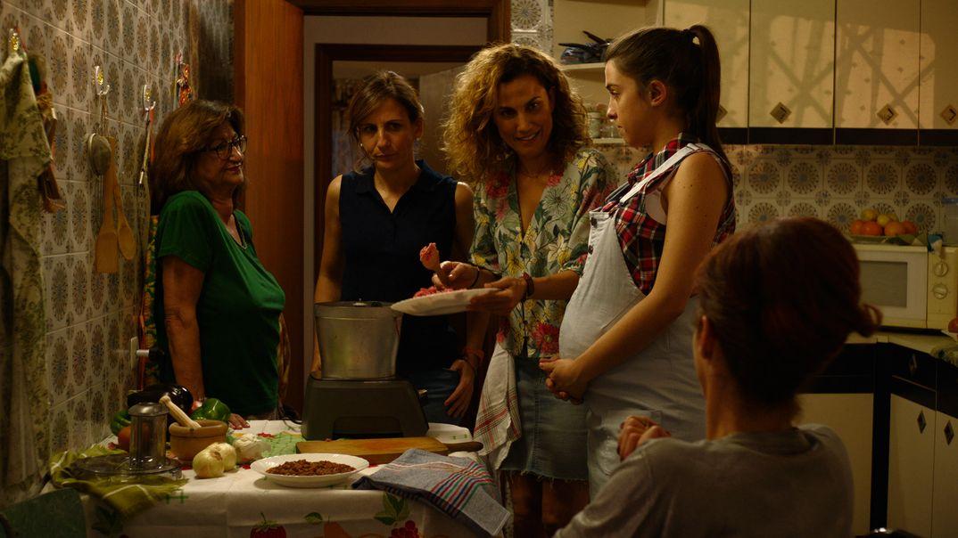 Señoras del (h)AMPA © Mediaset