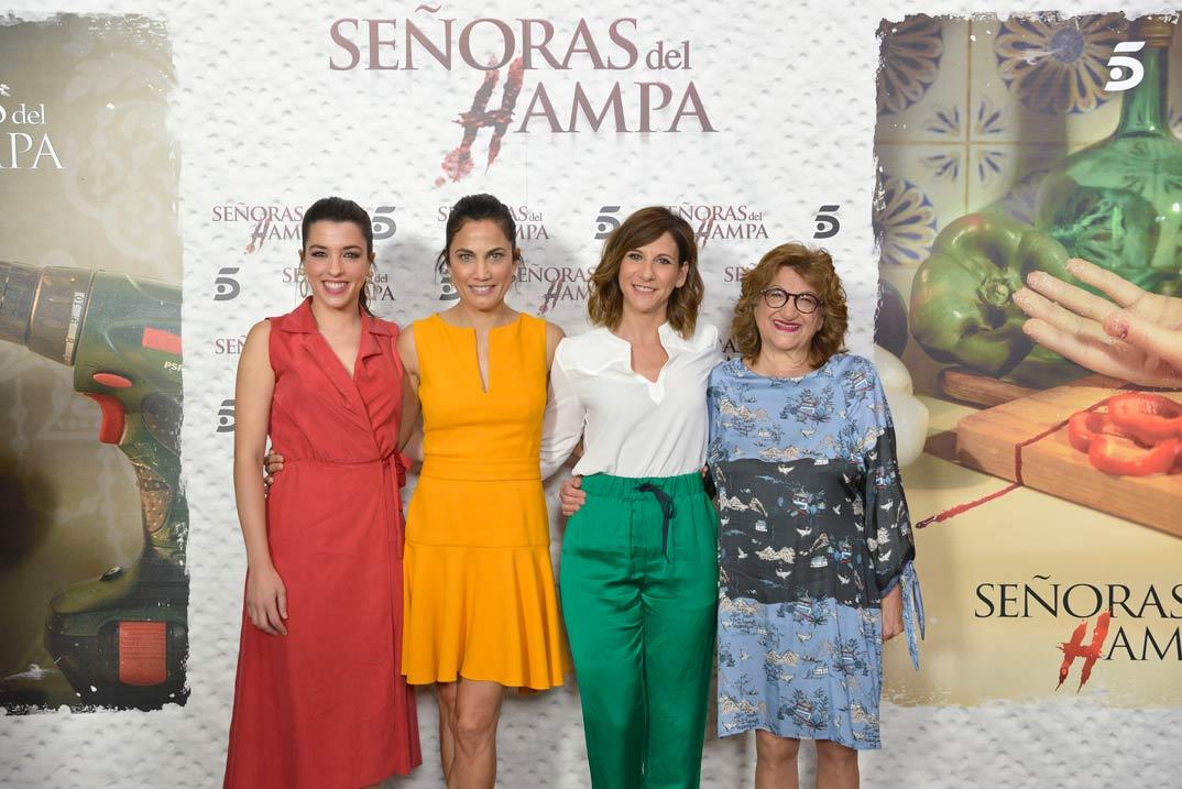 'Señoras del (h)AMPA' © Mediaset