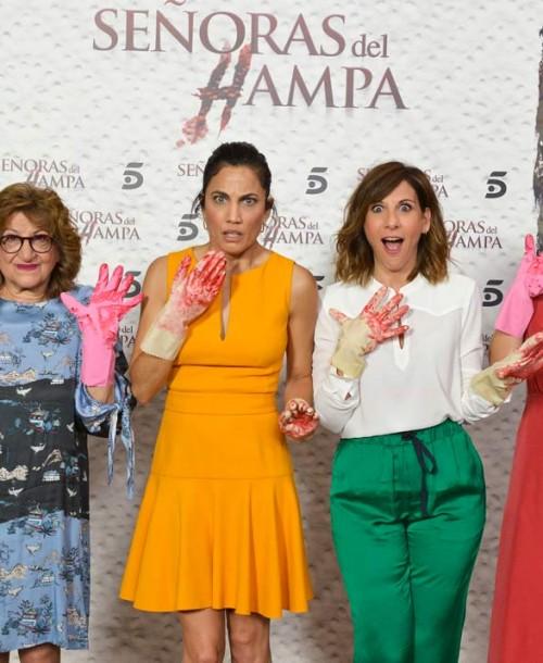 Ya están aquí: llegan las 'Señoras del (h)AMPA'