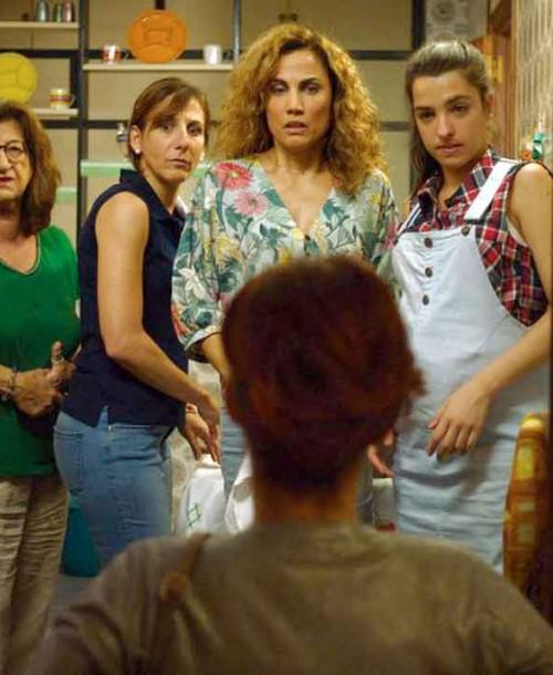Telecinco estrena 'Señoras del (h)AMPA'