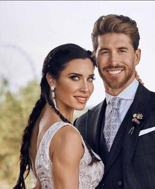 ¿Dónde están Pilar Rubio y Sergio Ramos de luna de miel?