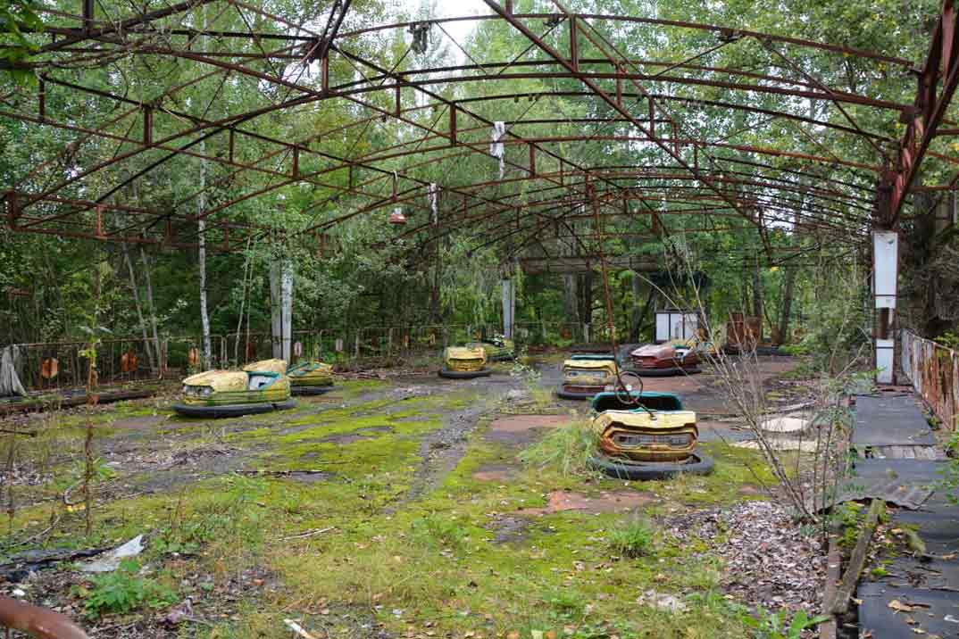 Chernóbil