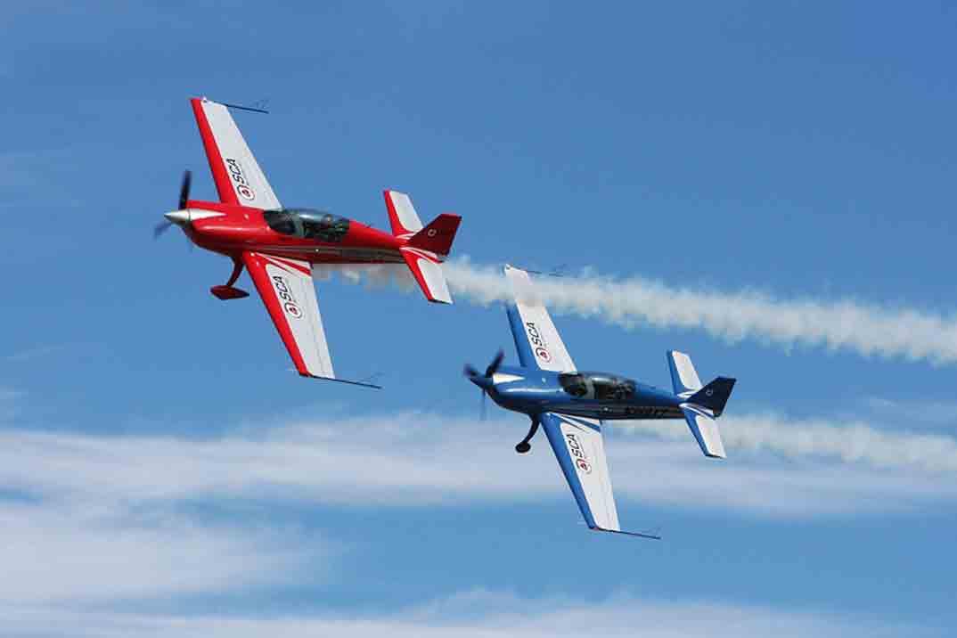 Combate-aereo-avion-acrobatico
