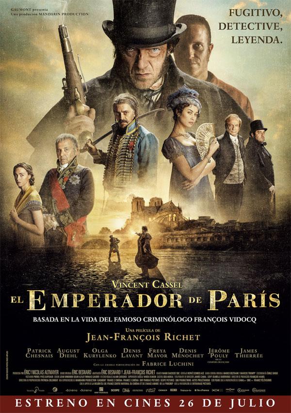 El Emperador De Paris