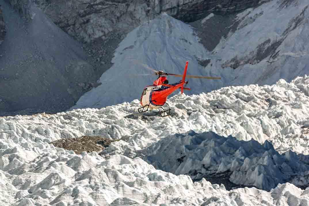 Helicoptero-Everest
