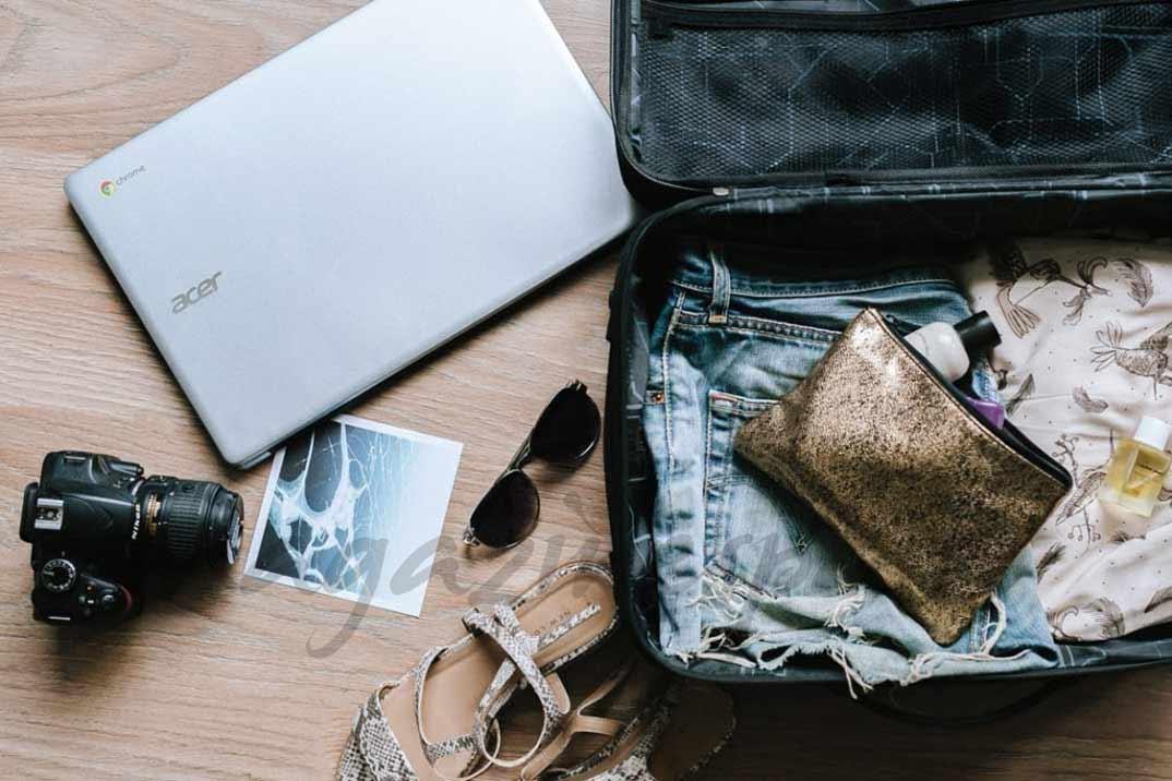 Trucos de una maleta perfecta para estas vacaciones