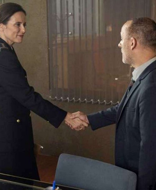 Aitana Sánchez-Gijón se incorpora a la tercera temporada de «Estoy vivo»