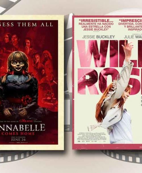 Estrenos de Cine de la Semana… 12 de Julio 2019