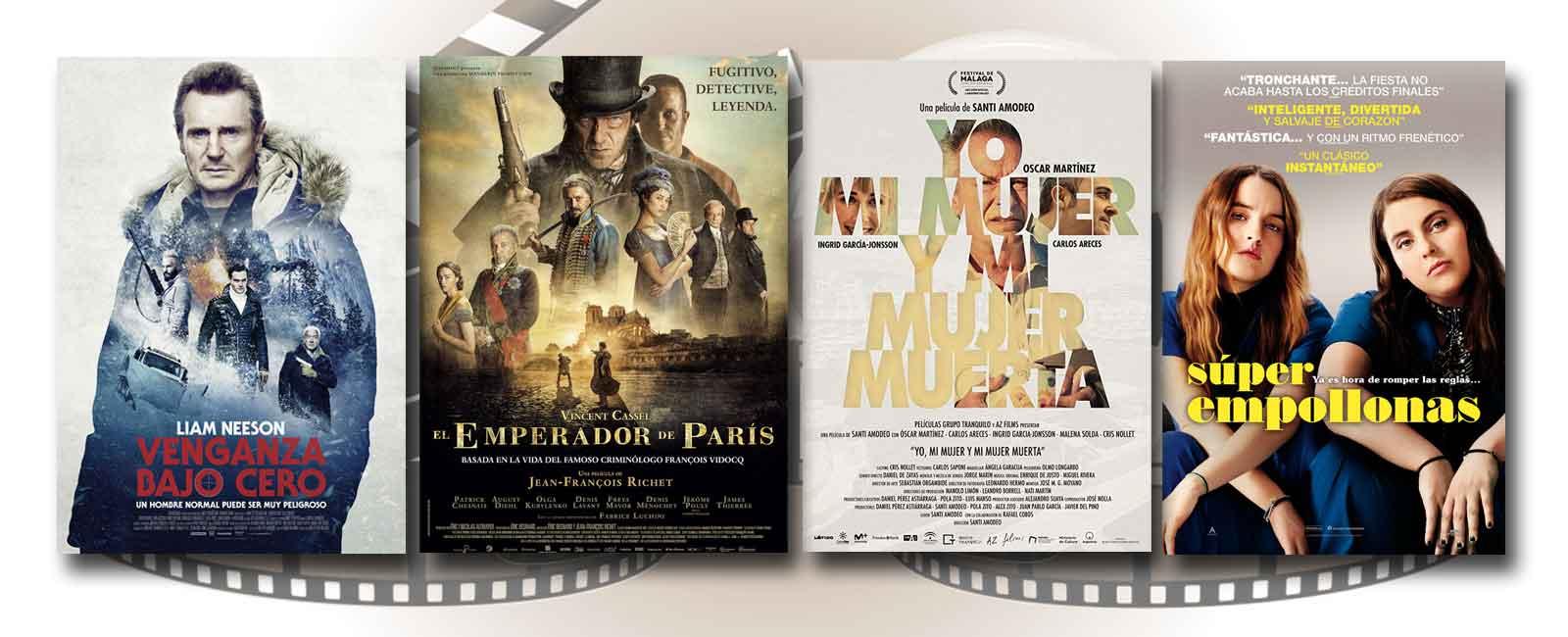 Estrenos de Cine de la Semana… 26 de Julio 2019