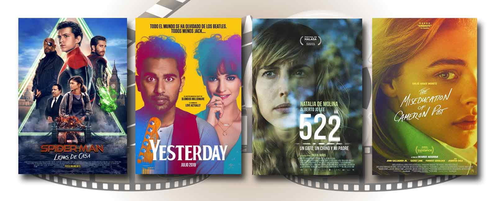 Estrenos de Cine de la Semana… 5 de Julio 2019