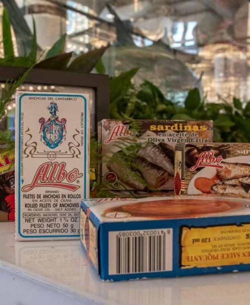 Conservas Albo celebra su 150 aniversario con el chef Dani García en BiBo Madrid
