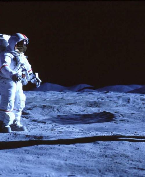 """""""De la Tierra a la Luna"""", celebra el 50 aniversario del aterrizaje lunar"""
