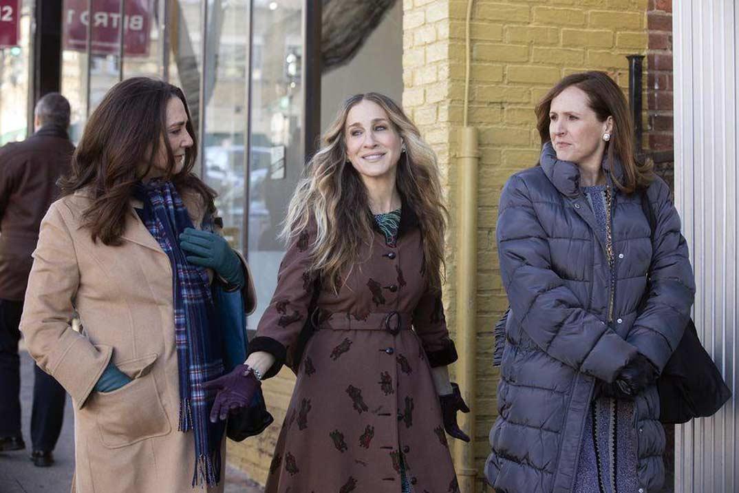 Sarah Jessica Parker - Divorce - Temporada 3 © HBO