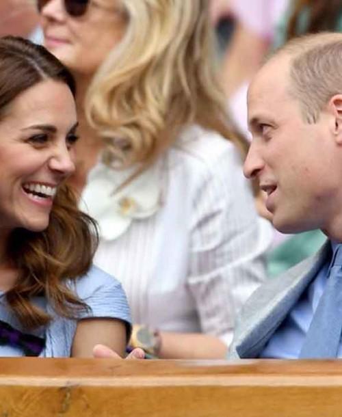 Los duques de Cambridge acaparan todas las miradas en la final de Wimbledon