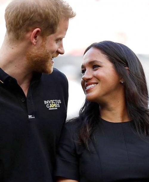 El príncipe Harry y Meghan Markle reaparecen en Los Ángeles por una buena causa