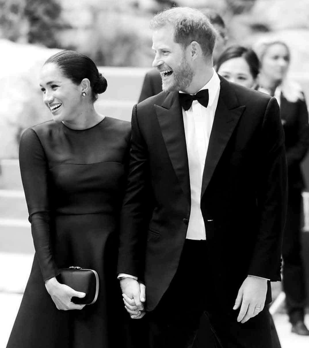 Duques de Sussex © sussexroyal/Instagram