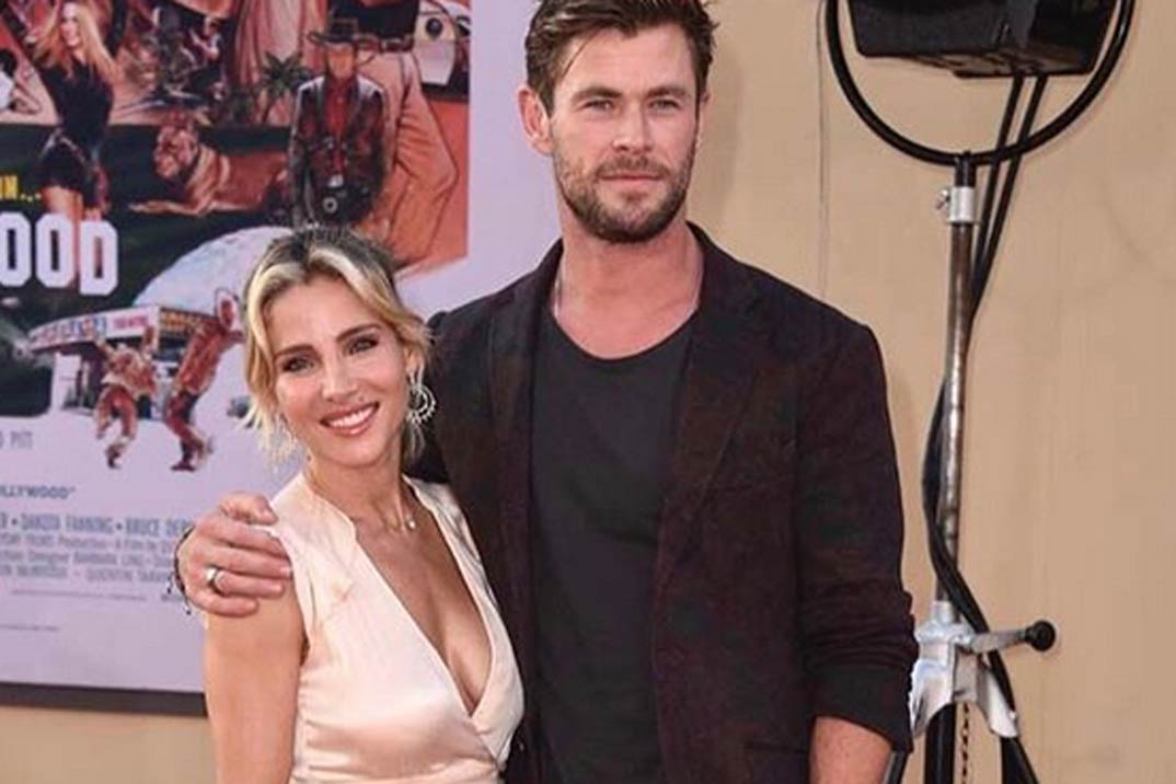 La condición de Elsa Pataky a Chris Hemsworth para que vuelva a ser Thor