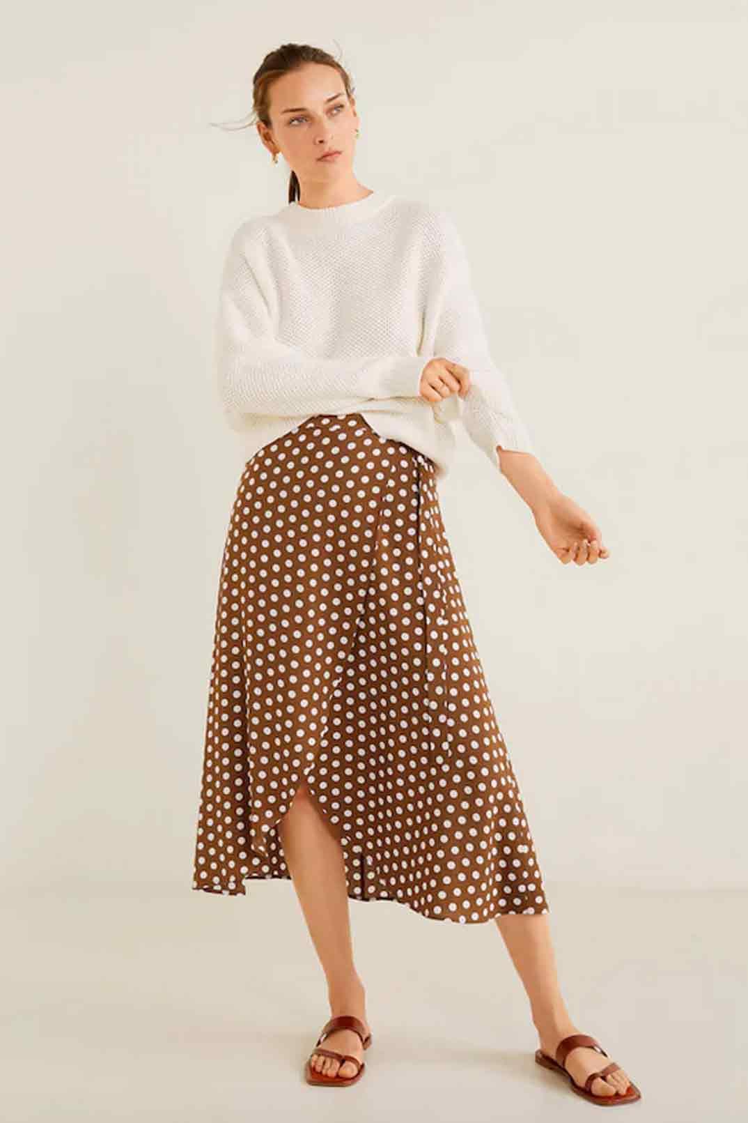falda-lunares-mango