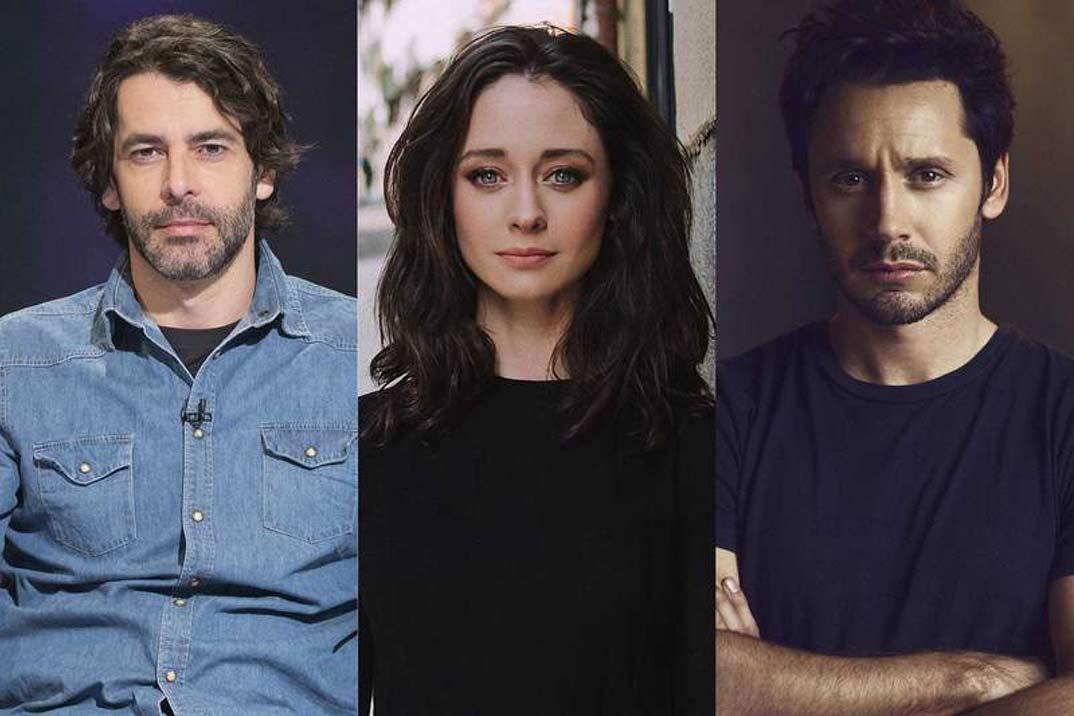 Elena Rivera, Eduardo Noriega y Benjamín Vicuña protagonizarán 'Inés del alma mía'