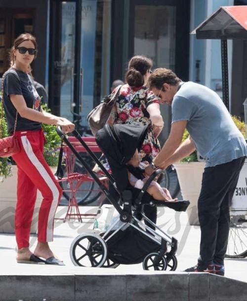Bradley Cooper e Irina Shayk llegan a un acuerdo por el bien de su hija