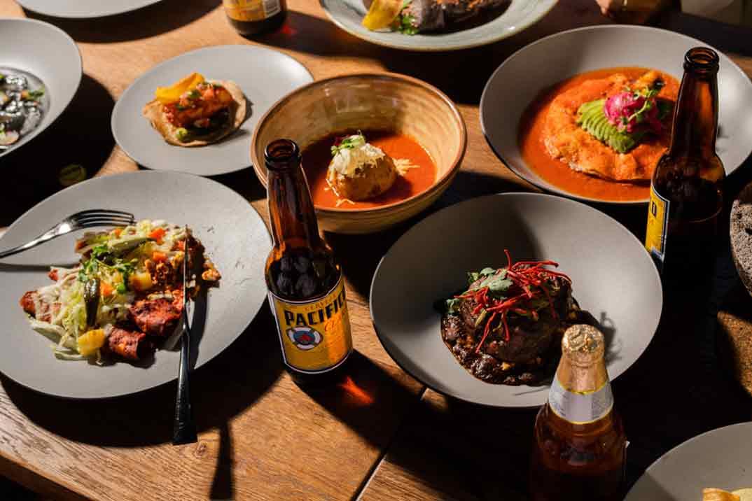Iztac, la auténtica gastronomía mexicana renueva su carta