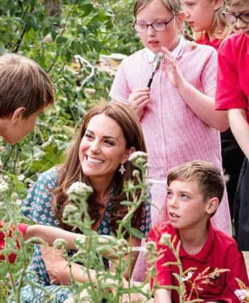 Copia el look, en rebajas, de Kate Middleton