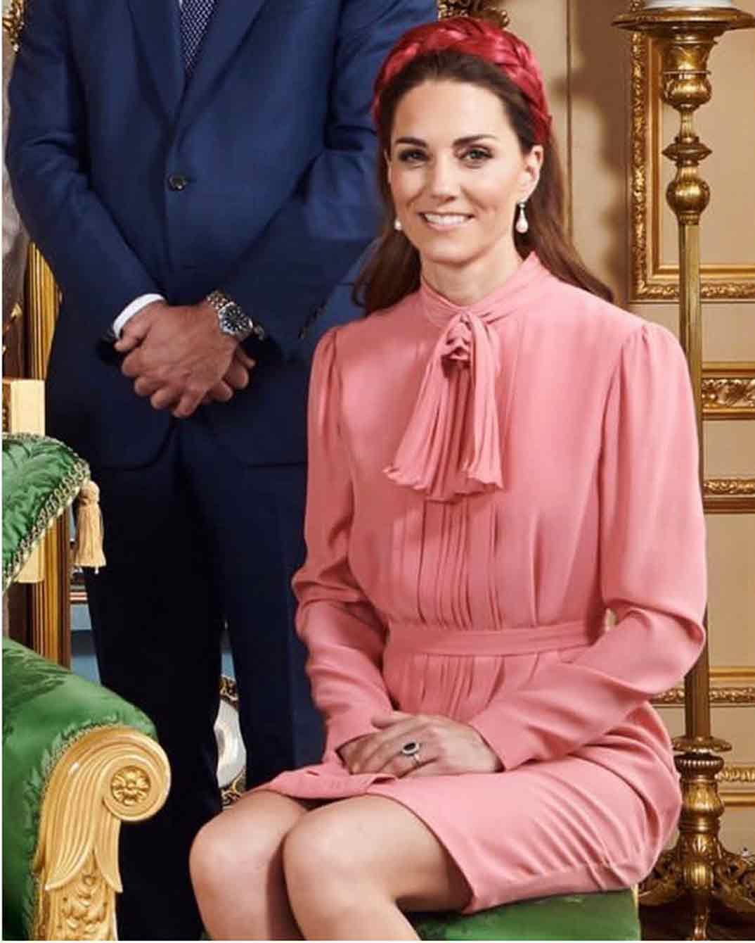 Kate Middleton - Bautizo de Archie, hijo de los duques de Sussex © sussexroyal/Instagram